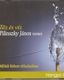 Tűz és víz - Pilinszky János versei Alföldi Róbert előadásában