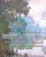 Ralph Vaughan Williams: Fantasia on a Theme by Thomas Tallis - Partitúra