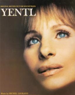 Yentl filmzene - ének-zongora-gitár