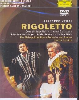 Giuseppe Verdi: Rigoletto DVD