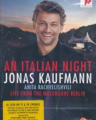 Jonas Kaufmann: An Italian Night - live from Waldbühne Berlin - DVD