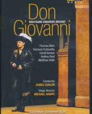 Wolfgang Amadeus Mozart: Don Giovanni - DVD