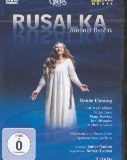 Antonin Dvorak: Rusalka - 2 DVD