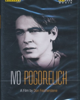 Ivo Pogorelich: Portrait DVD (A Film by Dan Featherstone)