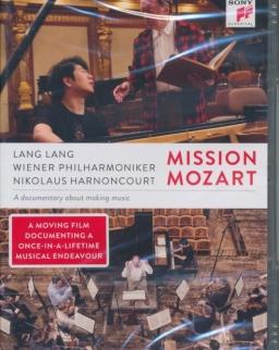 Lang Lang: Mission Mozart - DVD