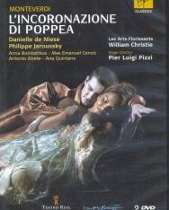 Claudio Monteverdi: L' incoronazione di Poppea - 2 DVD