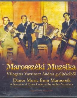 Marosszéki muzsika - Válogatás Vavrinecz András gyűjtéseiből - 2 CD