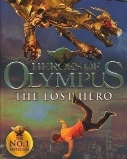 Rick Riordan: Heroes of Olympus - The Lost Hero (Heroes of Olympus Book 1)