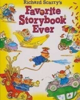 Richard Scarry: Favourite Storybook Ever