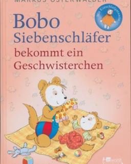 Bobo Siebenschläfer bekommt ein Geschwisterchen