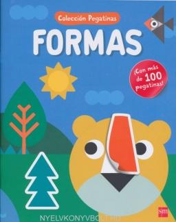 Formas - Colección Pegatinas