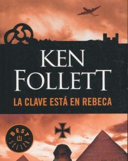 Ken Follett: La clace está en Rebeca