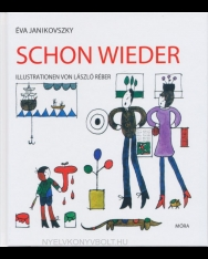 Janikovszky Éva: Schon wieder (Már megint német nyelven)