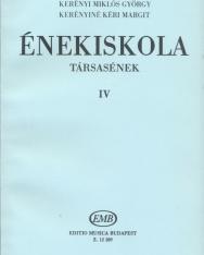 Kerényi: Énekiskola 4.