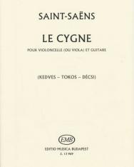 Camille Saint-Saens: A hattyú (Le Cygne) - gordonkára (brácsa) és gitárra