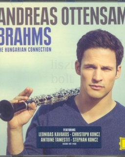 Andreas Ottensamer: Brahms - The Hungarian Connection