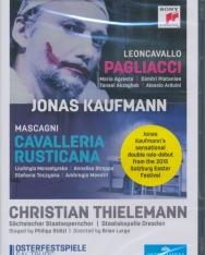 Ruggero Leoncavallo: Pagliacci, Pietro Mascagni: Cavalleria Rusticana - DVD