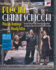 Giacomo Puccini: Gianni Schicchi - DVD