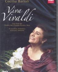 Cecilia Bartoli: Viva Vivaldi DVD
