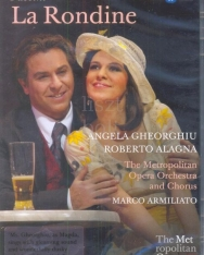 Giacomo Puccini: La Rondine DVD