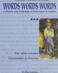 Words, Words, Words 3 - A History and Anthology of Literatures in English with Audio CD