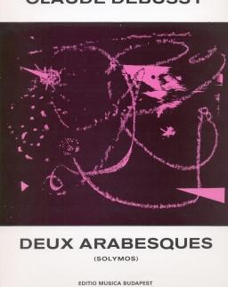 Claude Debussy: Deux Arabesques
