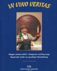 In vino veritas - Magyar mulatós dalok ének- és hegedűszólam zongorakísérettel, harmóniajelzéssel