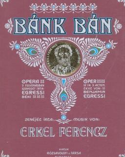 Erkel Ferenc: Bánk bán - zongorakivonat