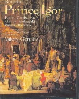 Alexander Borodin: Prince Igor  - 2 DVD