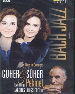 Jacques Loussier Trio + Güher & Süher Pekinel: Bach Jazz - DVD
