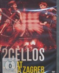 2 Cellos: Live at Arena Zagreb DVD