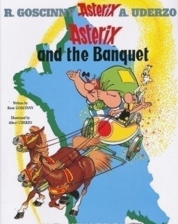 R. Goscinny, A. Uderzo: Asterix and the Banquet