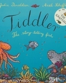 Tiddler - Book and CD