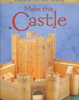 Usborne Cut-out Models - Make This Castle