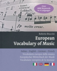 European Vocabulary of Music (italian-english-german-french)