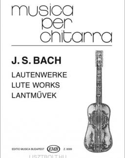 Johann Sebastian Bach: Lantművek gitárra (Sárközy Gergely átirat)