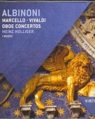 Albinoni/ Marcello/Vivaldi: Oboe Concertos