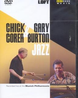 Chick Corea & Gary Burton - DVD  (élő, 1997 München)