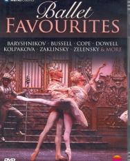 Ballet favourites - DVD