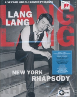 Lang Lang: New York Rhapsody - DVD
