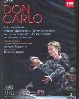 Giuseppe Verdi: Don Carlo - 2 DVD