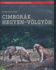 Cimborák hegyen-völgyön DVD