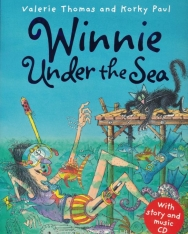 Winnie: Under the Sea with Story and Music CD