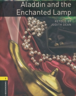 Aladdin and the Enchanted Lamp with Audio CD - Oxford Bookworms Library Level 1