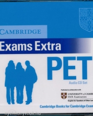Cambridge Exams Extra PET Audio CD Set