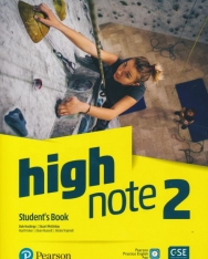 High Note 2 Student's Book with Pearson Practice English App