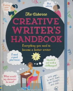 The Usborne Creative Writer's Handbook - Everything you need to become a better writer