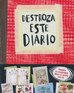 Keri Smith: Destroza este Diario Rojo