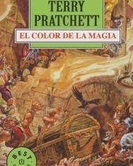 Terry Pratchett: El color de la magia