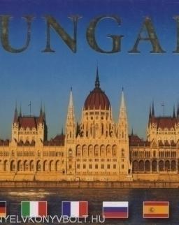 Hungary - angol, német, olasz, francia, orosz, spanyol, japán, magyar
